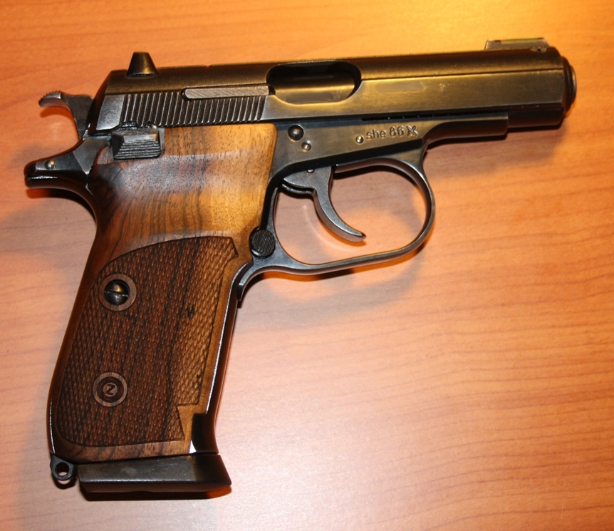 Cz 82 Vz 82 Captain Of A Crew Of One