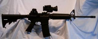M-4 AR15