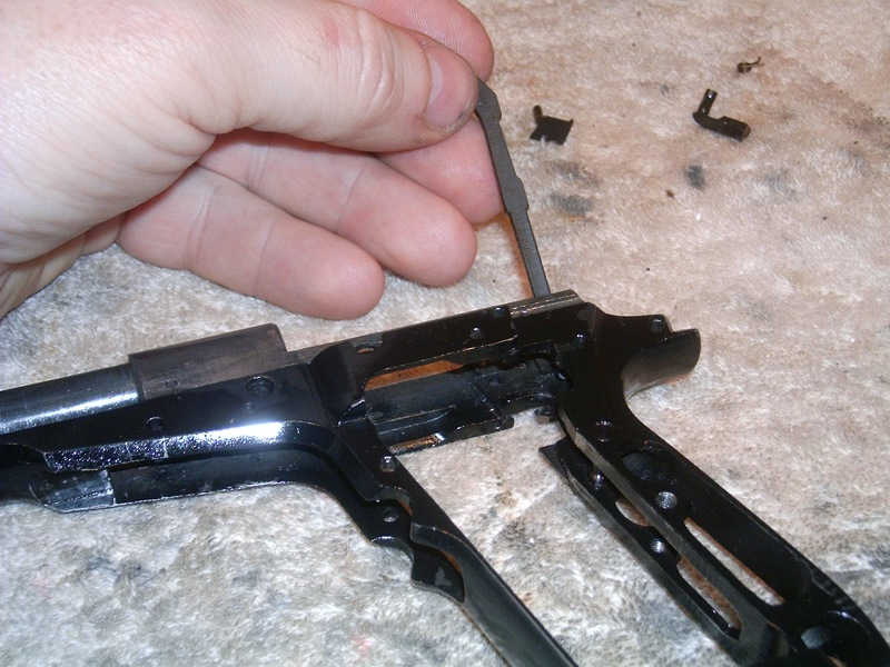 Cz 82 Gunsmithing Part 7 Captain Of A Crew Of One