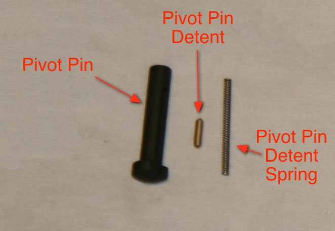 Pivot Pin Spring : Trying to figure out if my will accept another