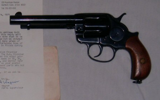 Colt DA Frontier